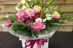 Bouquet in box