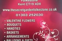 Valentine Leaflet