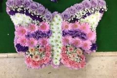 Wreath-Butterfly