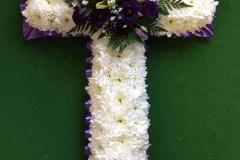 Wreath-Cross