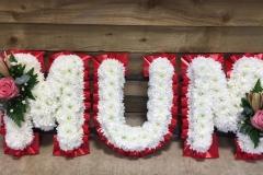 Wreath-Mum