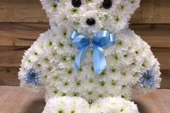 Wreath-Teddy