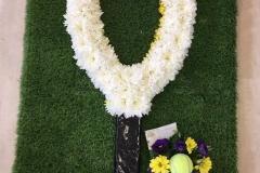 Wreath-Tennis